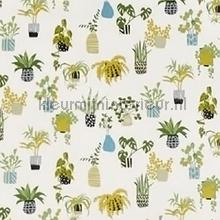 Pot plants greenhouse curtains Prestigious Textiles all images
