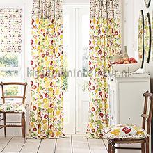 Bramley Indigo curtains Prestigious Textiles Curtains room set photo's