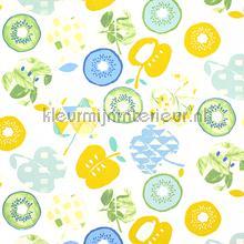Bramley Azure gordijnen Prestigious Textiles landelijk