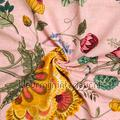 Floral fantasy gordijn lichtroze stijlen