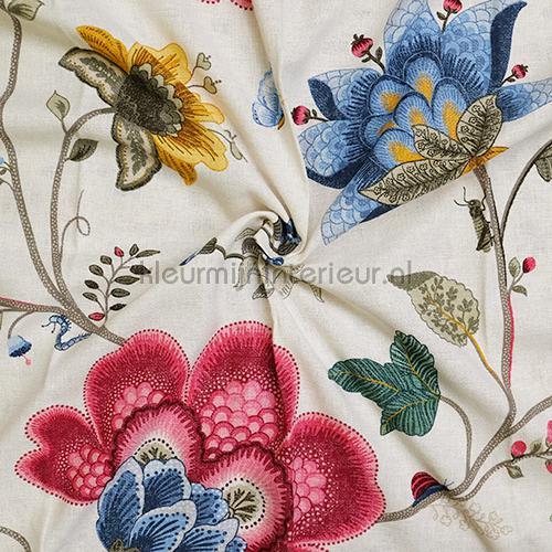 Floral fantasy gordijn wit 7665-4 gordijnen Pip Studio Eijffinger ...