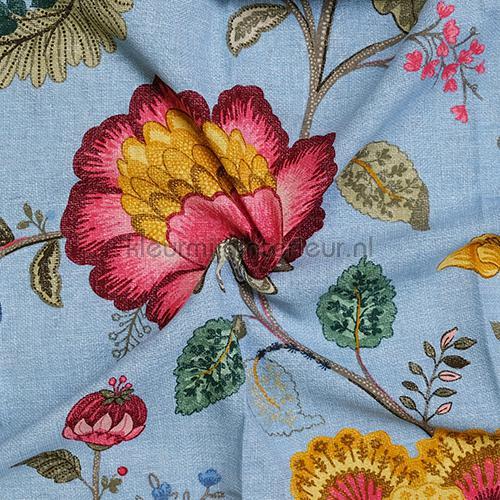 Floral fantasy gordijn lichtblauw 7665-7 vorhang Pip Studio ...