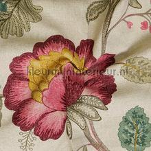 Floral fantasy gordijn beige gordijnen Eijffinger romantisch