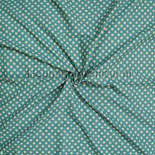 Stippen Turquoise rideau Eijffinger stress
