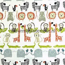 Snappy Orange gordijnen Prestigious Textiles Baby Peuter