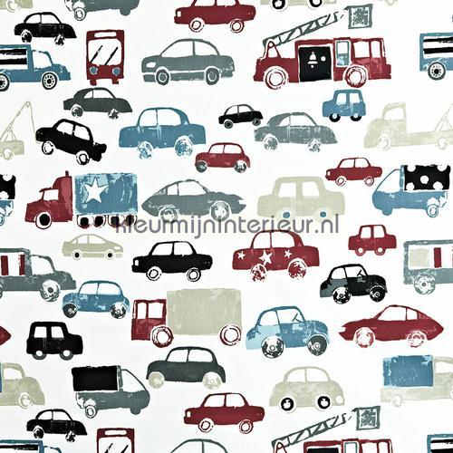 Stop Graphite 5717-912 gordijnen Playtime Prestigious Textiles ...