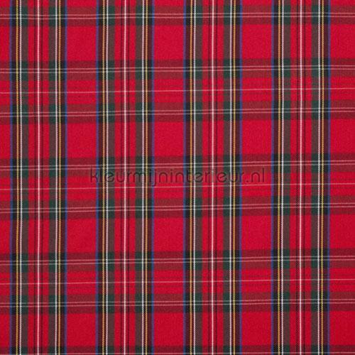 Schotse ruit gordijnstoffen 5192-15 landelijk Kleurmijninterieur