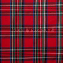 Kleurmijninterieur Schotse ruit cortinas