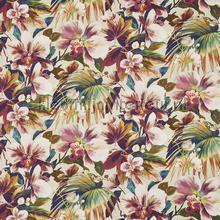Moorea Jewel gurdainstof Prestigious Textiles strepe