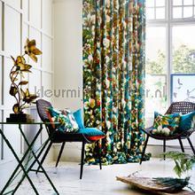 Moorea Passion Fruit cortinas 8648-982 romántico Prestigious Textiles