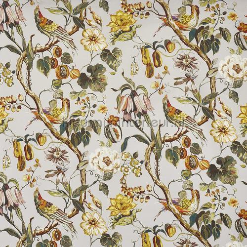 Polynesia papaya cortinas 8650-428 romántico Prestigious Textiles