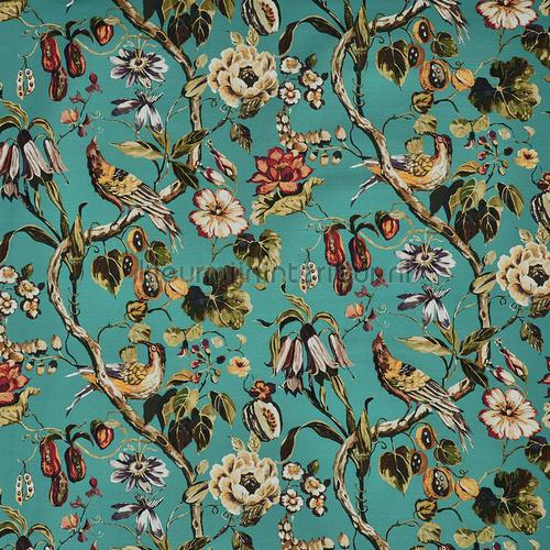 Polynesia Pacific rideau 8650-701 fleurs Prestigious Textiles