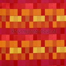 Tempo Rood Oranje gordijnen Eijffinger modern