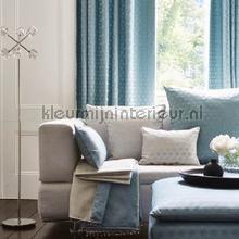 Eternity aquamarine cortinas Prestigious Textiles todas las imágenes