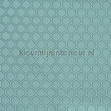 Eternity aquamarine tendaggio Prestigious Textiles romantico