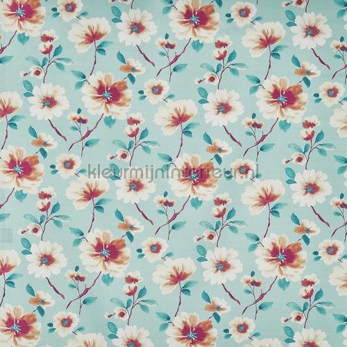 abbotsbury tigerlilly cortinas 3733-433 romántico Prestigious Textiles