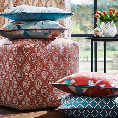 millgate kiwi cortinas 3735-626 romántico Prestigious Textiles