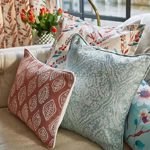 rosemoor passion fruit cortinas 3736-982 clásico Prestigious Textiles
