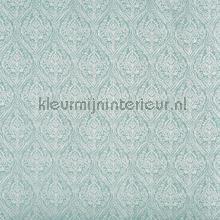 Rosemoor lagoon cortinas Prestigious Textiles romântico