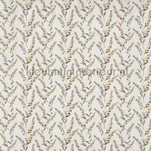 Wisley saffron vorhang Prestigious Textiles romantisch