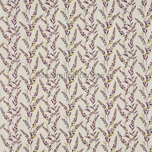 wisley passion fruit cortinas 3738-982 romántico Prestigious Textiles
