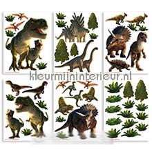 Dinosaurus interieurstickers Walltastic Room Decor Kits 41103