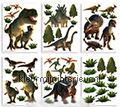 Dinosaurus decoration stickers Walltastic window stickers