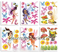 Elfjes decoration stickers Walltastic Room Decor Kits 41110