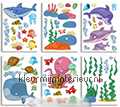 Baby Onderwater decoration stickers Walltastic underwater world