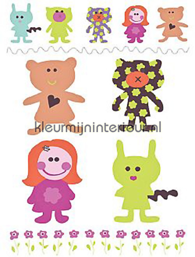 uglytoys decoration stickers 350-0075 sale wall stickers DC-Fix