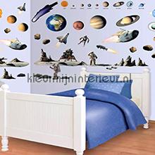 Ruimte space adventure 41127 interieurstickers room decor kits walltastic - Deco ruimte jongensbaby ...