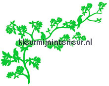 Branch interieurstickers behang