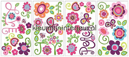 Love, Joy, Peace interieurstickers RMK1649SCS aanbieding stickers RoomMates