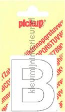Letter B Helvetica decoration stickers Pick-up all images