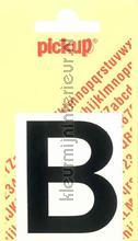Letter B Helvetica decorative selbstkleber Pick-up alle bilder