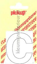 Letter C Helvetica decoration stickers Pick-up all images