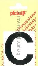 Letter C Helvetica decorative selbstkleber Pick-up alle bilder