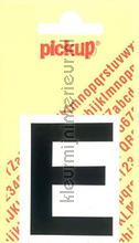 Letter E Helvetica decoration stickers Pick-up all images