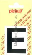 Letter E Helvetica decorative selbstkleber Pick-up alle bilder