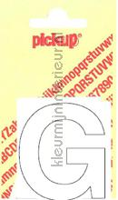 Letter G Helvetica decoration stickers Pick-up all images