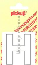 Letter H Helvetica decoration stickers Pick-up all images