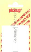 Letter I Helvetica decoration stickers Pick-up all images