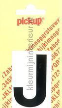 Letter J Helvetica decorative selbstkleber Pick-up alle bilder