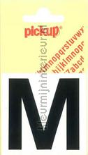 Letter M Helvetica decoration stickers Pick-up all images