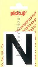 Letter N Helvetica decorative selbstkleber Pick-up alle bilder