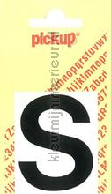Letter S Helvetica decorative selbstkleber Pick-up alle bilder