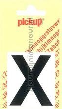 Letter X Helvetica decorative selbstkleber Pick-up alle bilder