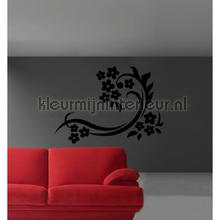 Amber bloemen decoration stickers Coart Coart Wall Sticker DP-050