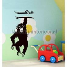 Monkey decoration stickers Coart teenager