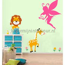 Fairy 2 decoration stickers Coart Coart Wall Sticker DP-089